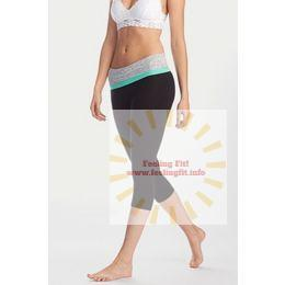 Aerie - Pledge Aerie Crop Yoga Pants, Womens Large