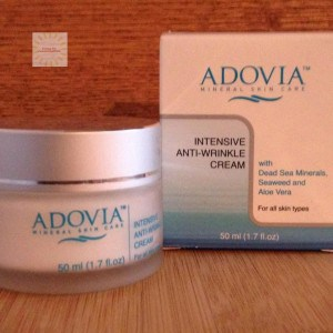 Adovia Intensive Anti Wrinkle Facial Moisturizer Cream