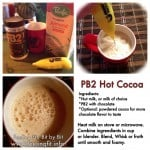 PB2 Peanut Butter Hot Cocoa Recipe