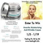 Anavita Moisturizing Anti-Wrinkle Cream Review