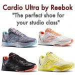 Reebok's Cardio Ultra – The Perfect Shoe for Your Studio Class