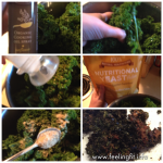 Nutritional Yeast Kale Chips Recipe #nutritionalyeast