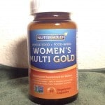 Featuring: Whole-Food Women's Multivitamin From Nutrigold #womensmulti