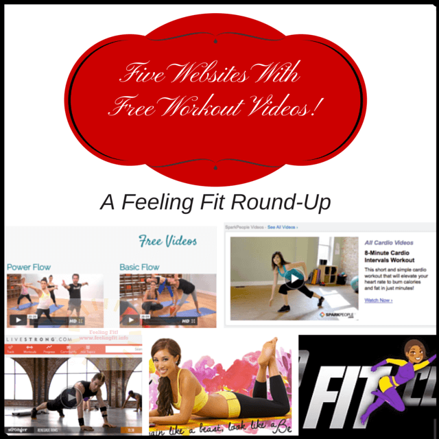 Five Websites With Free Workout Videos