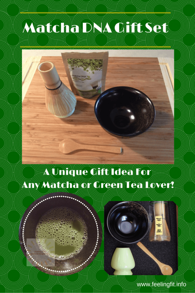 The Matcha DNA Gift Set is a fabulous gift containing all the essentials for Matcha and green tea lovers.