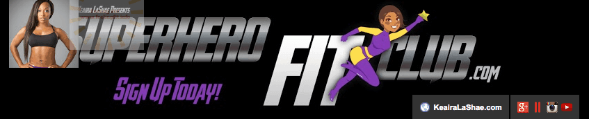 SuperHero Fitness TV Channel