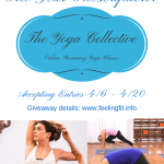 Yoga Collective Giveaway on feelingfit.info