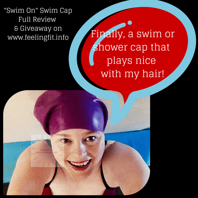 Swim On Swim or Shower Cap Review