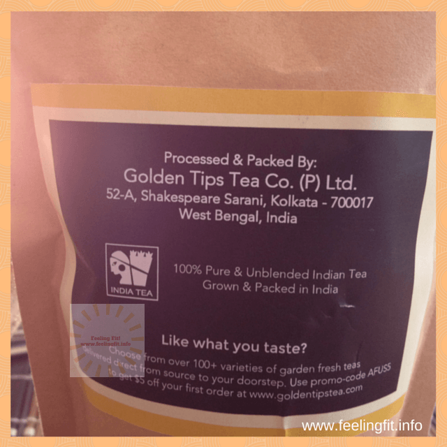 GoldenTipsTea Back