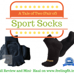 A Tale of Two Sport Socks #TitanSports #pursabino