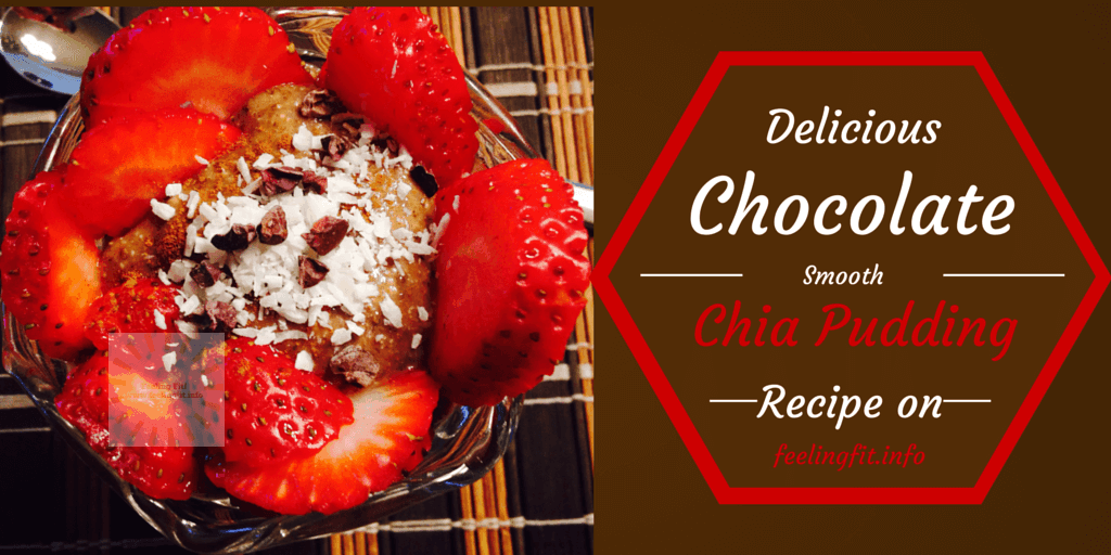 a Delicious Recipe for Smooth Chocolate Coconut Chia Pudding Mousse from www.feelingfit.info