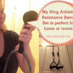 King Athletic Resistance Band Set Review on www.feelingfit.info