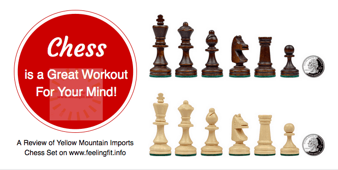 Chess Is A Great Workout