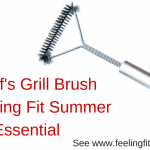 """<span class=""""entry-title-primary"""">EliteChef Grill Brush Is Another Grilling Essential</span> <span class=""""entry-subtitle"""">From Feeling Fit Outdoor Correspondent Jim Dandy</span>"""