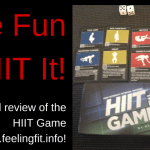 Have Good Sweaty Fun With the HIIT Workout Game #hiitbystack52