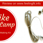 Up-cycle Your Own Lamp With A Lamp Re-Wiring Kit #ilikethatlamp