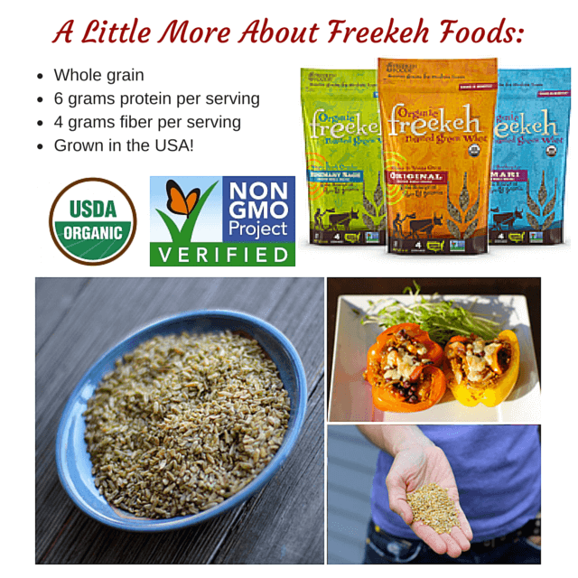 About Freekeh Foods