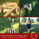 Mölkky The World's Favorite Outdoor Game Now in USA  #molkky