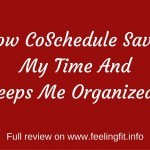 Blog Talk: Could CoSchedule Make Your Blog Life Easier?