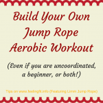 "<span class=""entry-title-primary"">Build Your Own Jump Rope Interval Workout #LimmJumpRope</span> <span class=""entry-subtitle"">A Build Your Own Workout Followed by a Demonstration of Adjustable Limms Jump Rope</span>"
