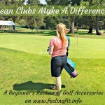 Golfing Is Easier With Clean Clubs