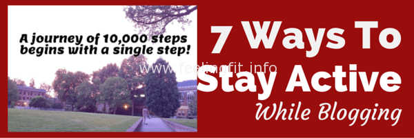 7 Ways To stay Active