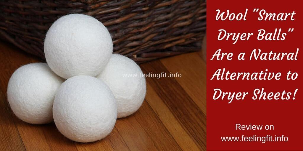 Wool DryerBalls Are Natural Alternative