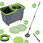 LINKYO Motion Trend Spin Mop