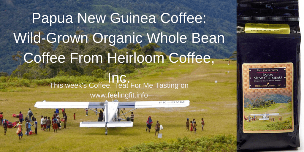 Papua New Guinea Coffee- Wild-Grown Organic