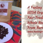 Review Burnie's Beans Whole Bean Espresso Organic Coffee