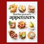 Front cover for Martha Stewart's Appetizers cookbook