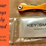 Review – Organize Your Keys In Style With KeySmart