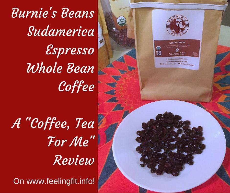 Sudamerica Espresso Whole Bean Coffee Review