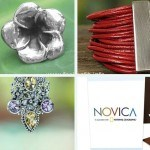Review of Novica jewelry National Geographic after wearing three pieces on www.feelingfit.info