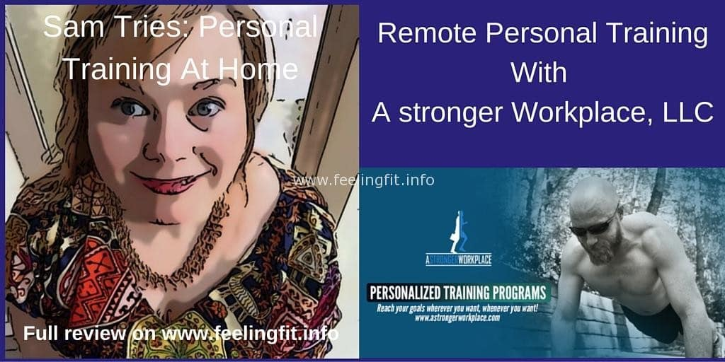 Remote Personal Training