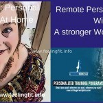 Review Remote Personal Training With A Stronger Workplace, LLC