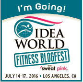 Attending IDEA World Blogfest