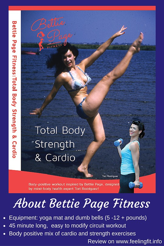 Betty Page Fitness (long)
