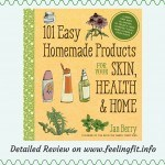 Review 101 Easy Homemade Products By Jan Berry