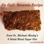 "<span class=""entry-title-primary"">No Guilt Brownies Recipe</span> <span class=""entry-subtitle"">A Contributed Recipe by Dr. Michael Mosley, Author of Blood Sugar Diet</span>"