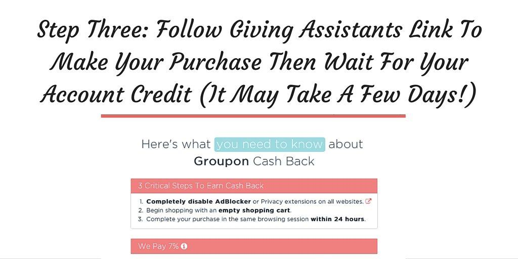 Giving-Assistant-Step-3