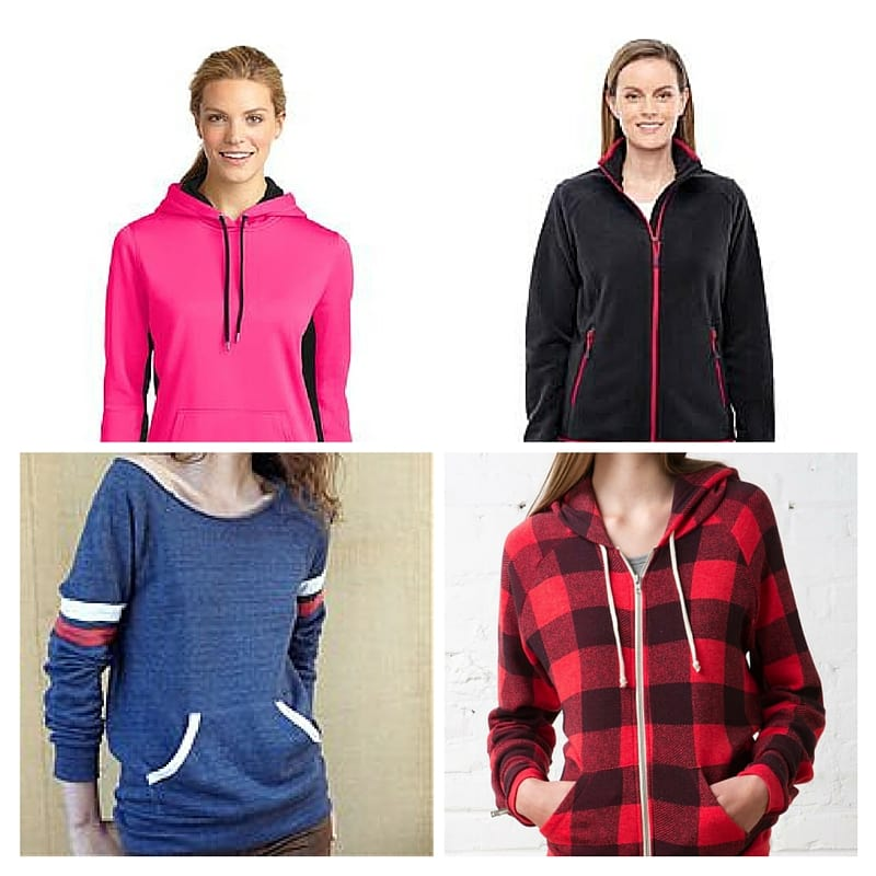 Fleece activewear from NYFifth.com