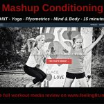 Mash-Up Conditioning Fuses Conditioning Exercises + Mind Body Moves