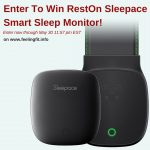 "<span class=""entry-title-primary"">RestOn Smart Sleep Tracking Monitor Sleepace Review</span> <span class=""entry-subtitle"">Detailed Review + Giveaway Running May 16 -30 </span>"