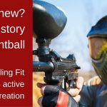 The History of Paintball — Active Messy Fun (Infographic)