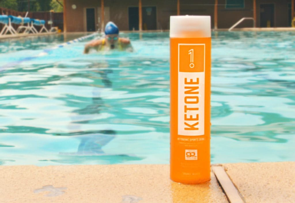 "I don't know about you, but swimming makes me especially ""hungry"". Part of the issue is hydration, however, the ketones in Ketone 1 help curb hunger so you can focus on your activity!"