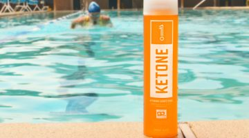 Ketone 1 Sugar-Free Sports Drink Featuring Ketones