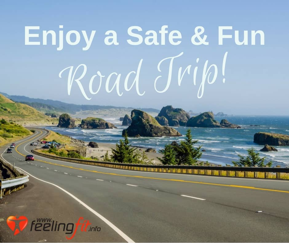 Enjoy a safe winter road trip